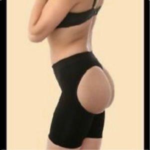 0183f0e7d fullness. Butt Lift Thigh Trimmer Shapewear Panty 2X 3X NWT